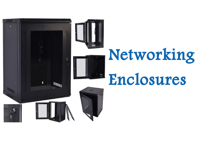 IRack Enclosures has a wide range of Network Enclosures manufactured as per international quality standards.