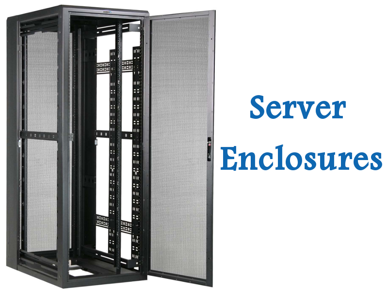IRack Enclosures manufactures a wide range of Server Enclosures as per international quality standards.
