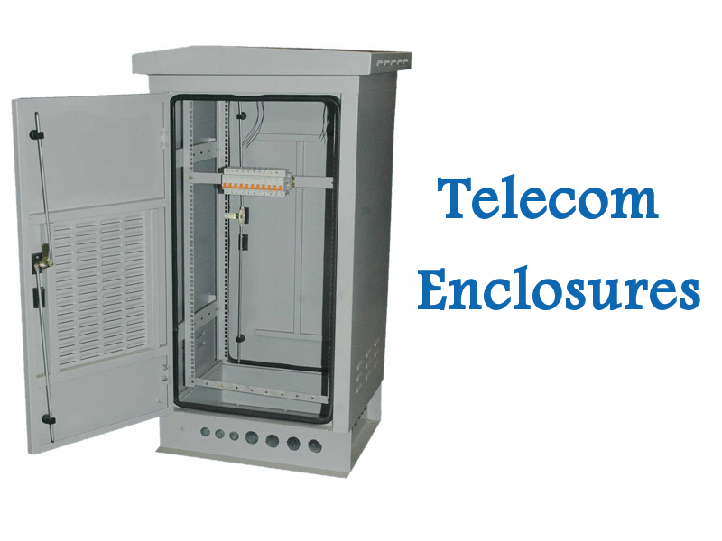 IRack Enclosures has a wide range of Telecom Enclosures manufactured as per international quality standards.